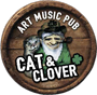 Cat & Clover Logo