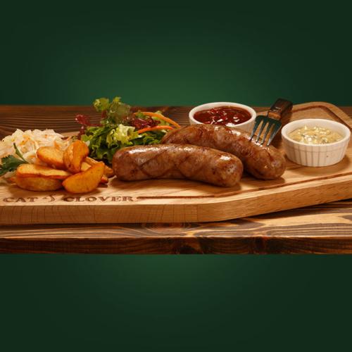 Колбаски немецкие
