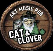 Cat & Clover Retina Logo