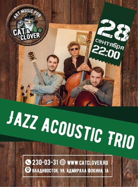 Jazz Acoustic Truo